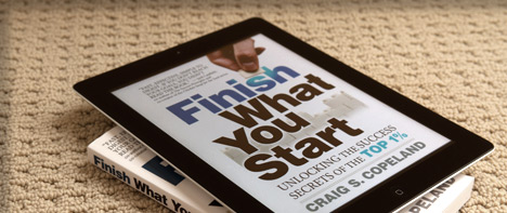 Finish What You Start eBook