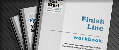 Finish What You Start Workbook